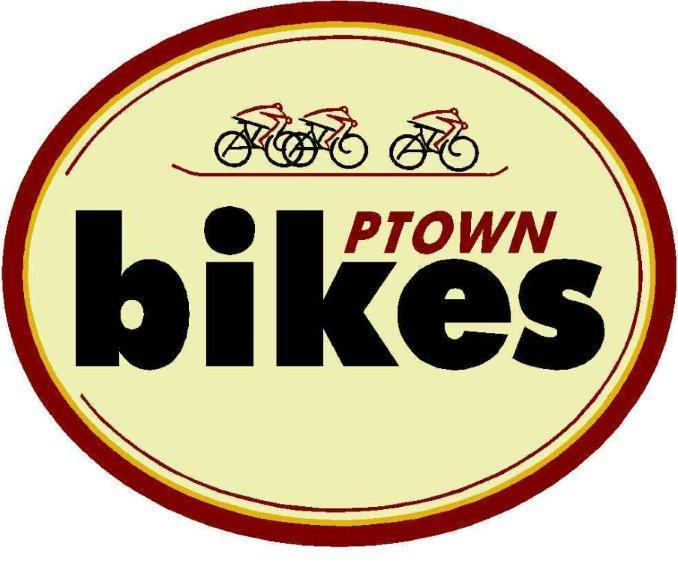 P-Town Bikes Signs